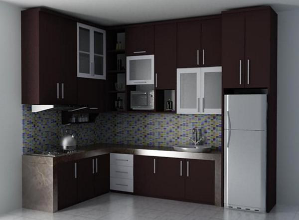 Harga Kitchen Set Minimalis Modern Bulan Januari 2020