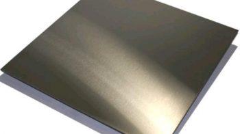 Harga Dan Ukuran Plat Stainless Steel Per Lembar