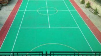 Lapangan Futsal Semi Indoor Dan Outdoor